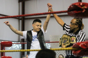 A Star Is Born: Action Wrestling, Tyrone team up to Make A Wish come true