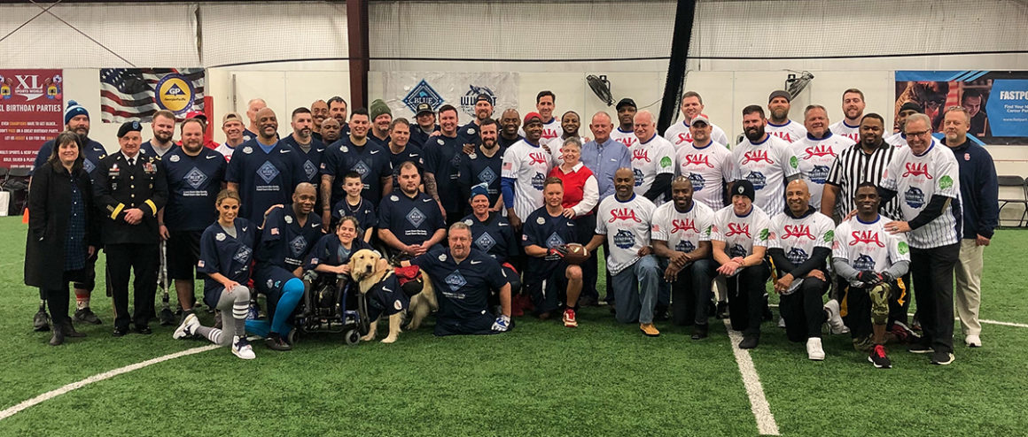 Warriors, legends face off for heroes