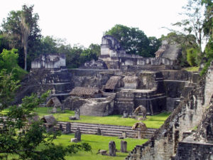 Tikal: The Capital of Maya Civilization