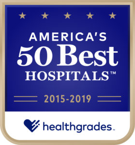 Piedmont Fayette named one of America's 50 Best Hospitals by Healthgrades for fifth-straight year