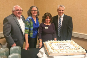 Rotarians celebrate PTC's 60th year