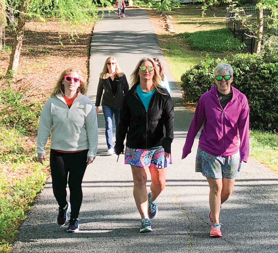 Endocrinologist to kick off Walk with a Doc March 16