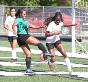 McIntosh soccer cruises through first round of state