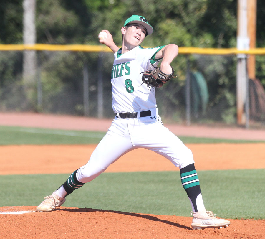 Chiefs fend off South Effingham in opening sweep