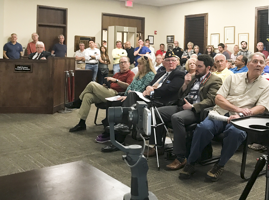 PTC Council backs off controversial policy