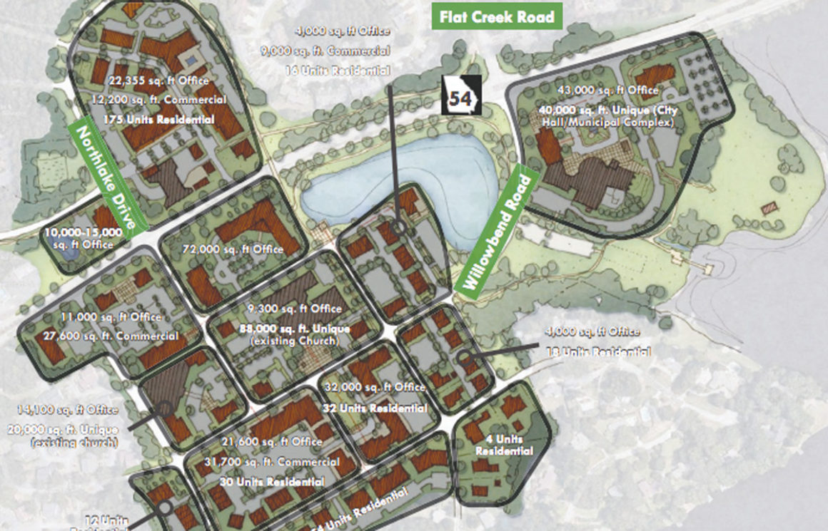 City's new 'downtown' could have a traffic impact