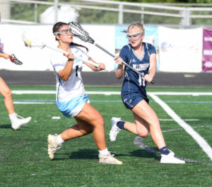 Lady Panthers roll into LAX title game with Final Four rout