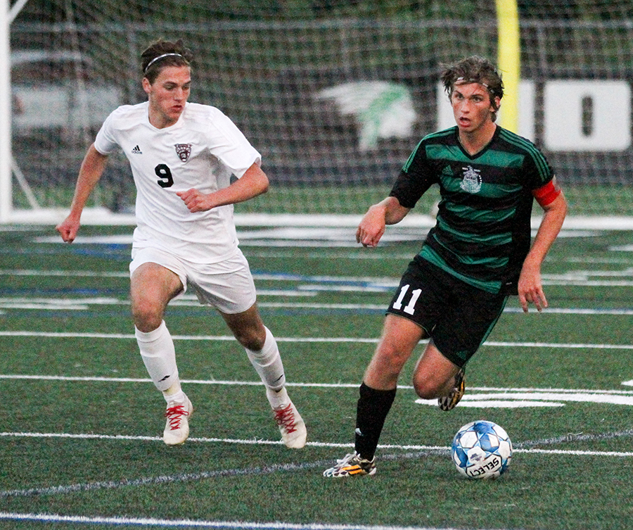 McIntosh boys best Whitewater for title shot