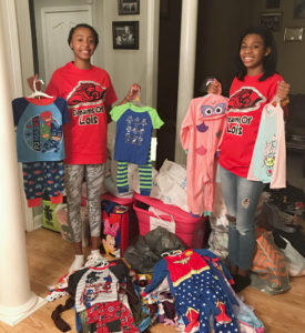 Cloud sisters honor family legacy through outreach