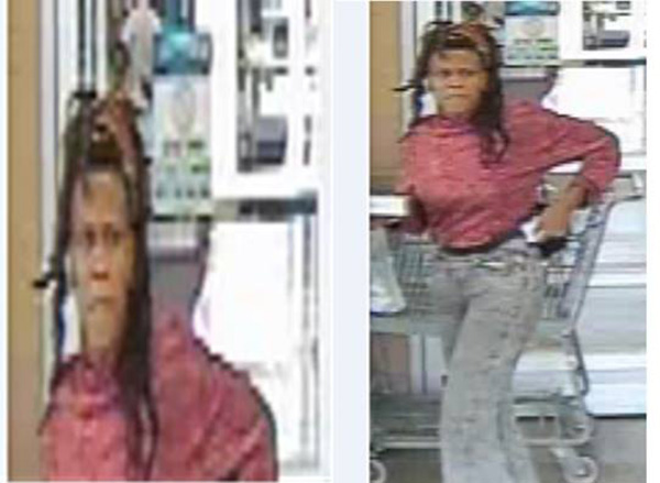 Cops issue BOLO in identity fraud case