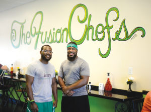Chefs cook up caring for the community