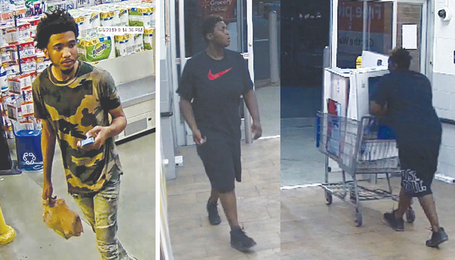 F'ville Police seek public's help in two theft cases