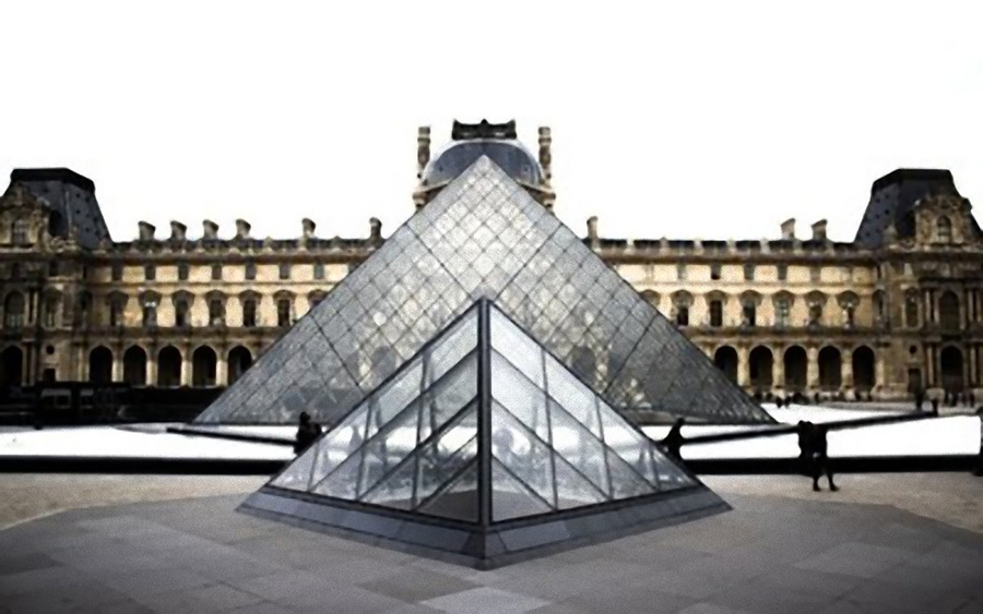 The Louvre: The largest museum in the world