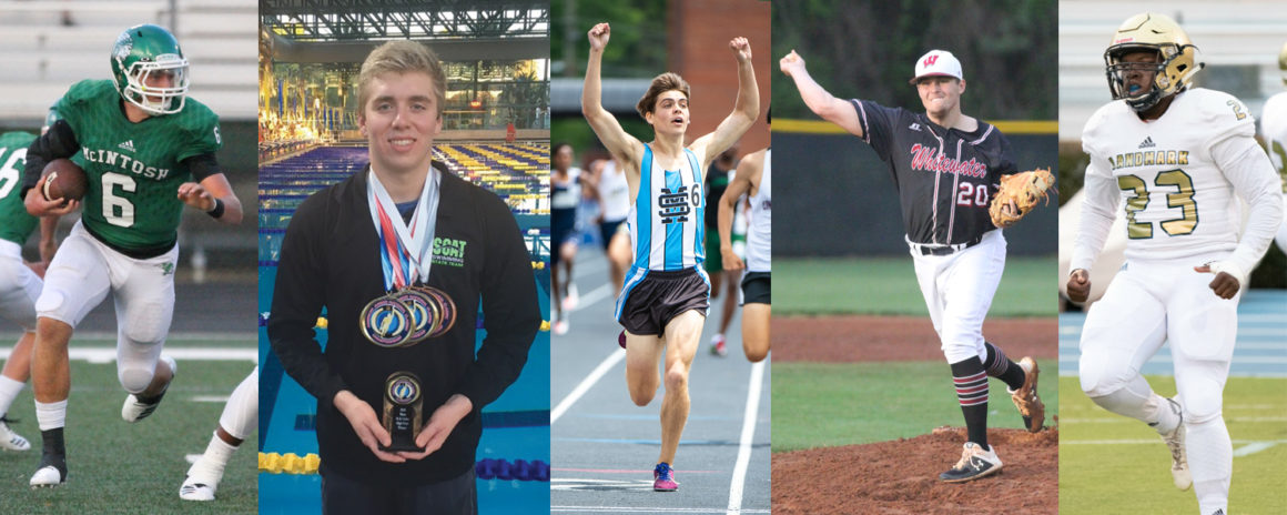 Introducing the 2019 Boys Athletes of the Year