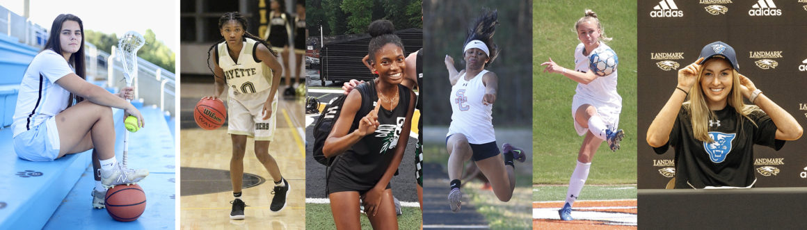 Introducing the 2019 Girls Athletes of the Year