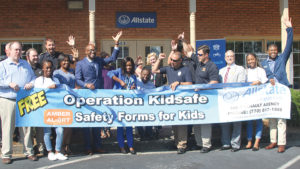 Operation Kidsafe center opens