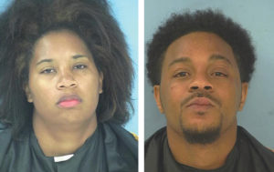 Domestic call results in chase, numerous charges