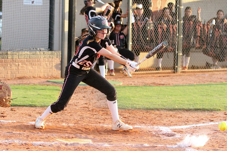 Whitewater opens up softball season with a bang