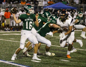 McIntosh falls to Mundy's Mill in season opener