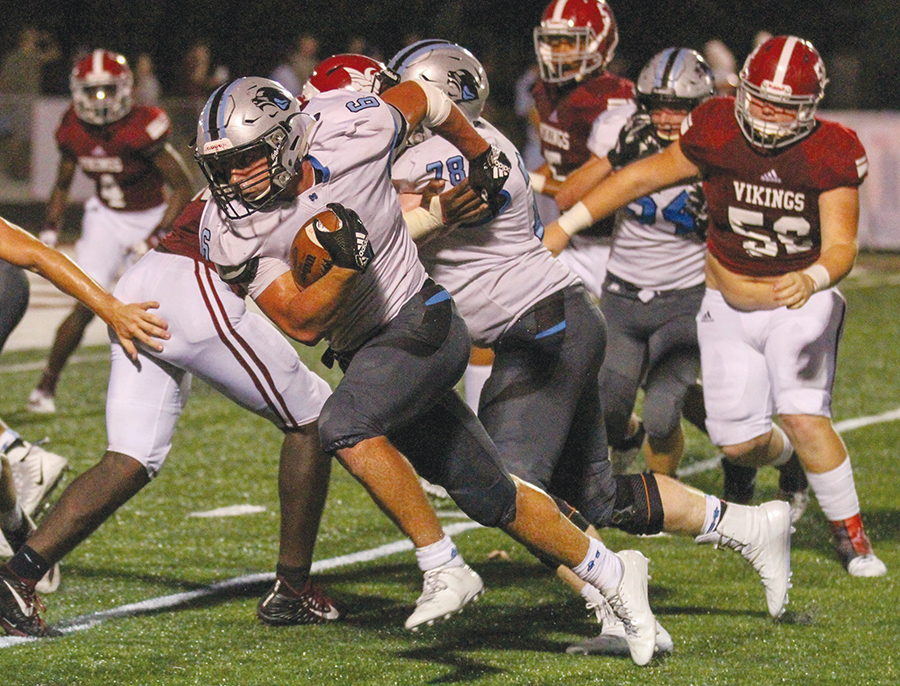 Panthers plunder Northgate Vikings 28-0