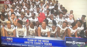 Fayette County tops Spalding on road, 27-16