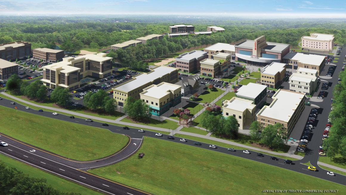 Tyrone approves zoning for massive mixed-use project