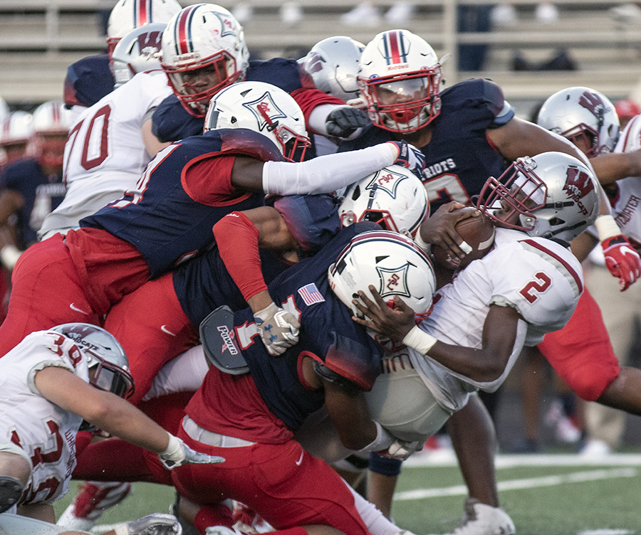 Sandy Creek opens season with a bang against Whitewater