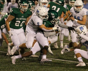 Starr's Mill rolls rivals from McIntosh 34-0