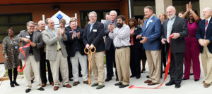 Board of Ed. celebrates opening of new home