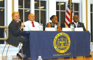 F'ville council candidates share platforms at forum