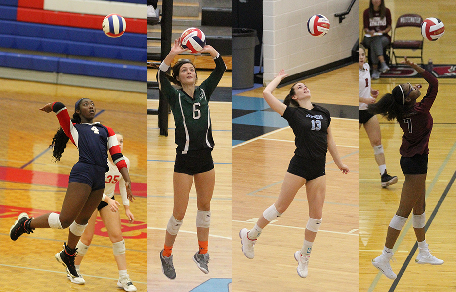 Four Fayette volleyball teams advance to Oct. 29 Final Four