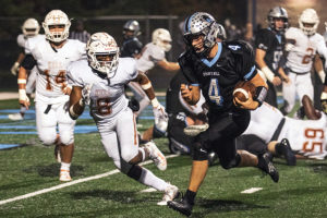 Starr's Mill holds off Kell rally in 45-28 victory