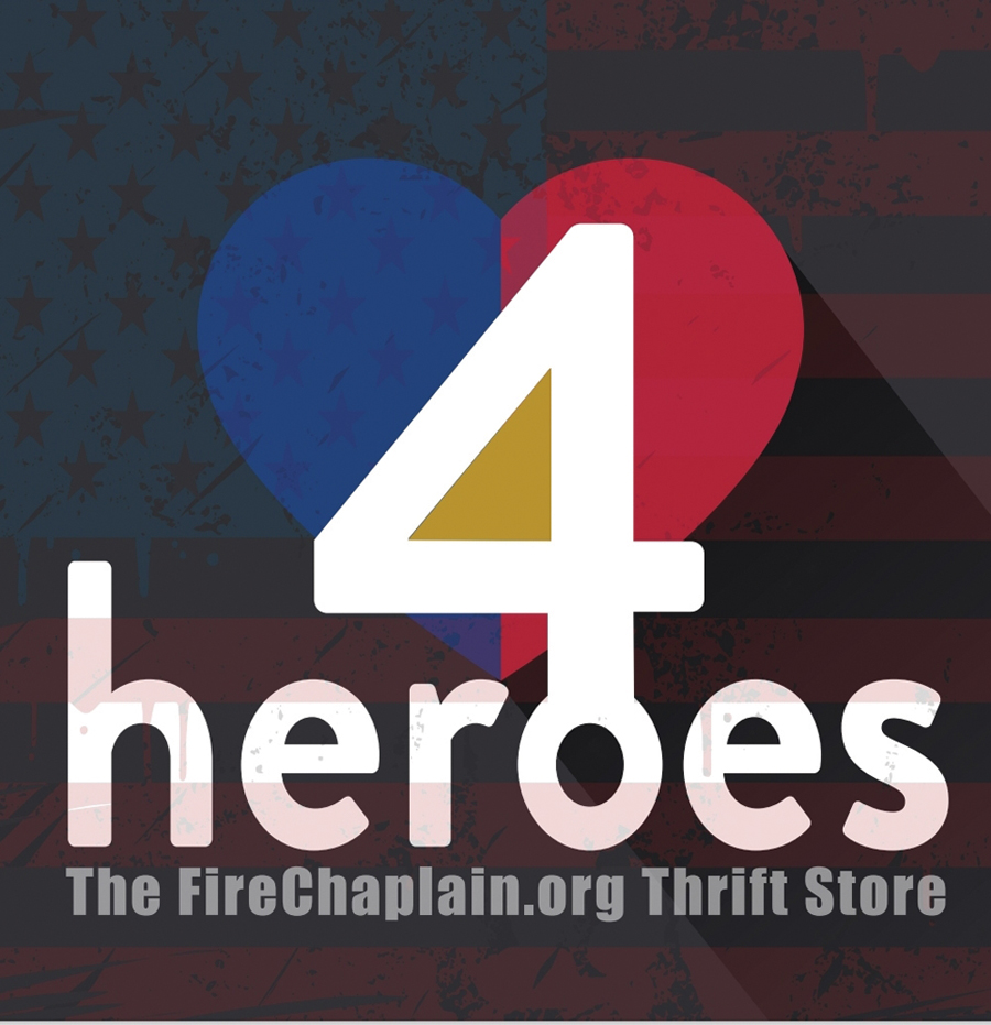 Thrift store benefitting first responders opens in Tyrone