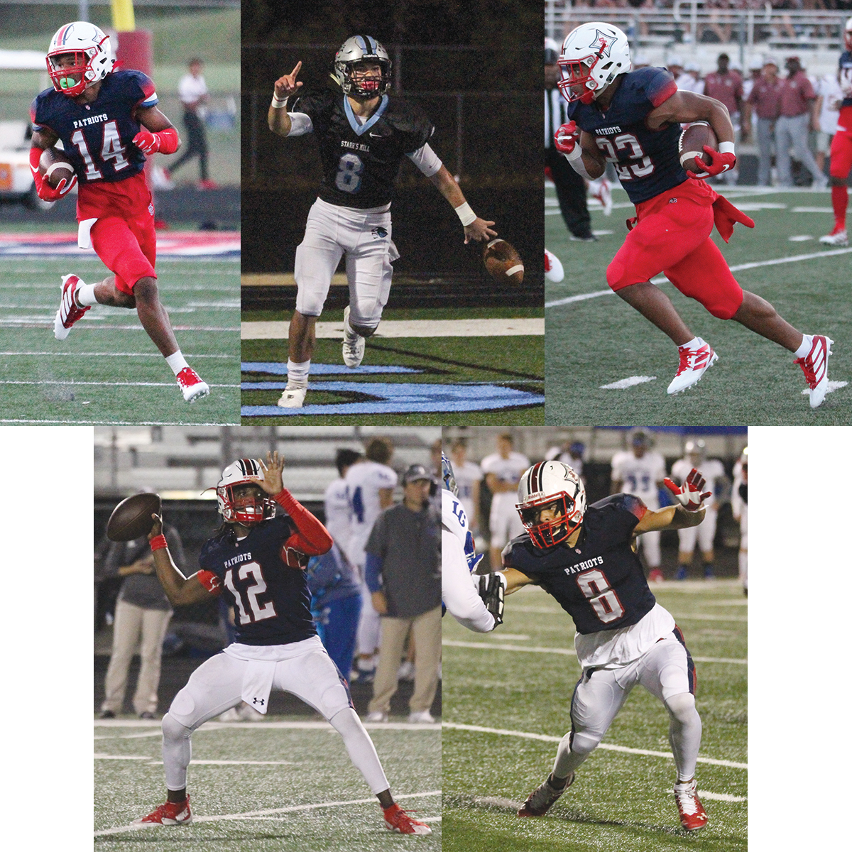 Introducing the 2019 All-County Football Team