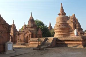 Bagan, Myanmar: Home to 2,200 temples