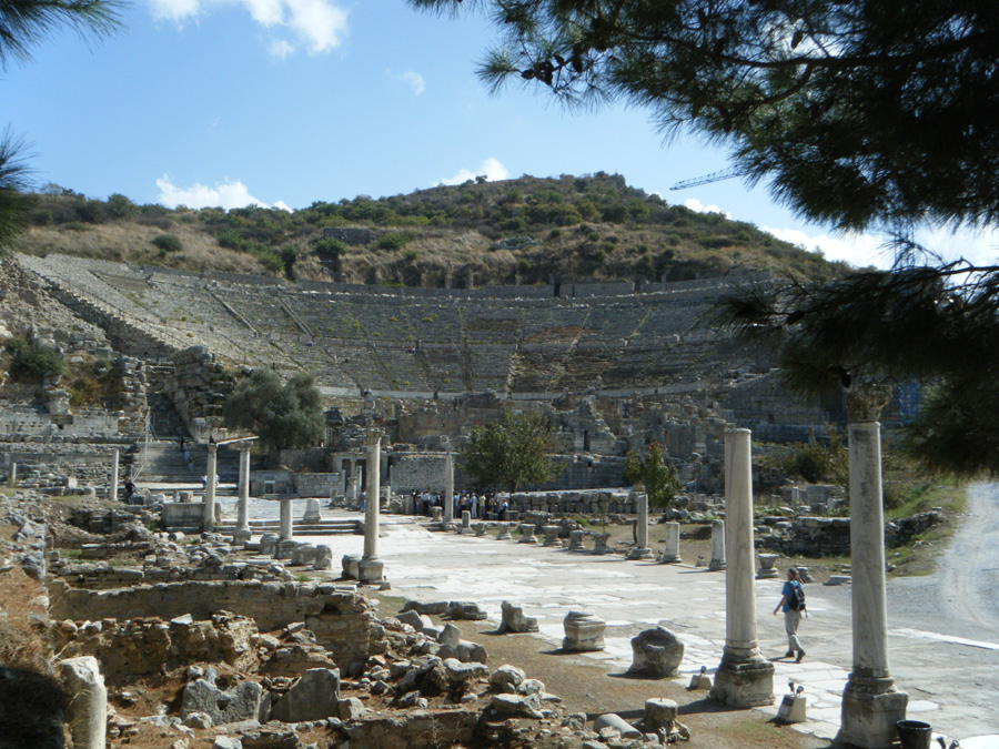Ephesus: A journey back in time