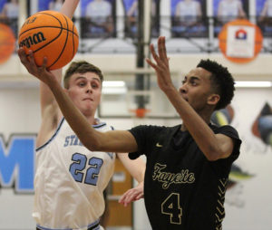 Starr's Mill, Fayette County split region battle
