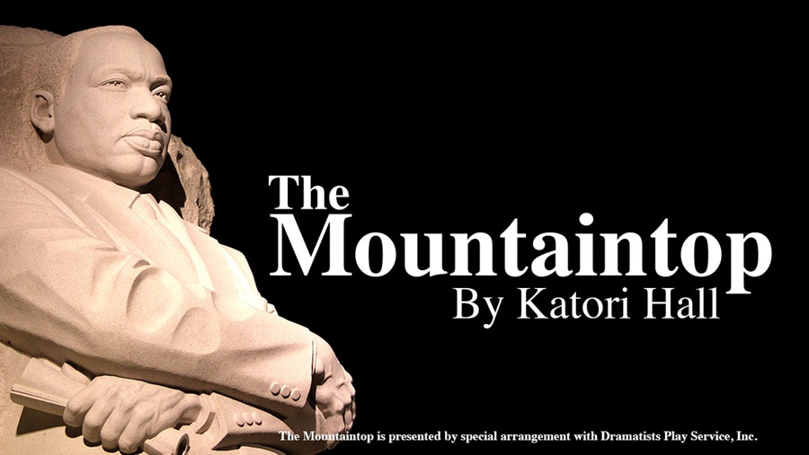 Honor Dr. King's legacy with 'The Mountaintop' at Southside Theatre Guild Jan. 17-19