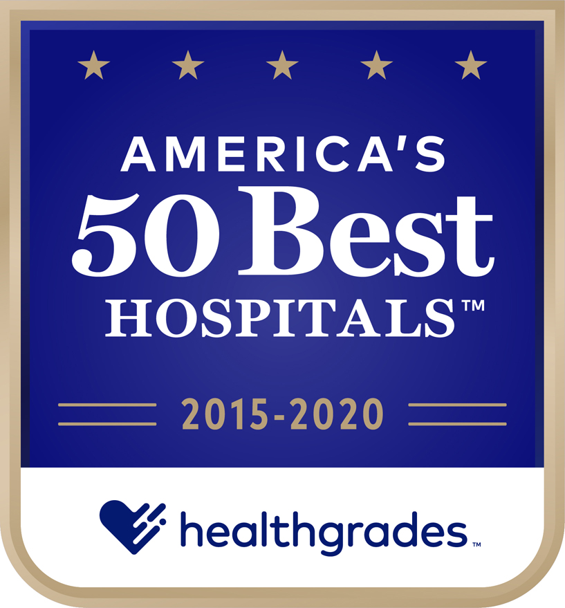 Piedmont Fayette named one of America's 50 Best Hospitals six years in a row