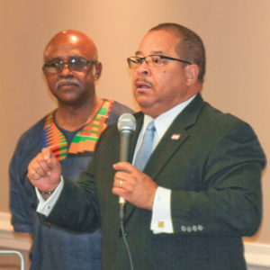 Historymakers in our midst: Inaugural AFRICAMERICA event celebrates Fayette's firsts