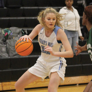 Lady Panthers lose OT heartbreaker to Arabia Mountain