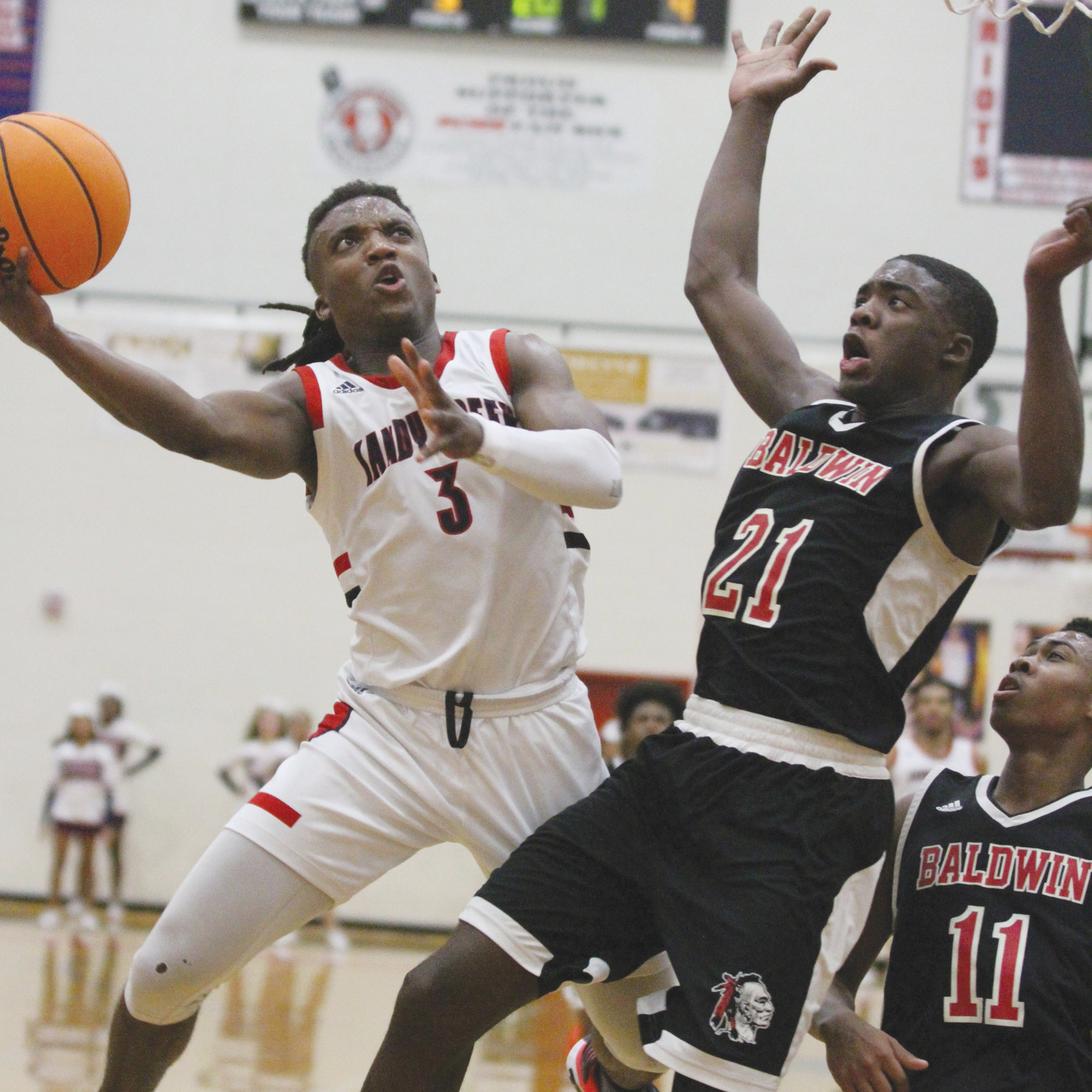 Sandy Creek squads punch tickets to Elite Eight