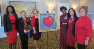 Luncheon celebrates growth of Women's Heart Support Network