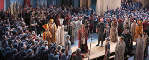 The Passion Play at Oberammergau