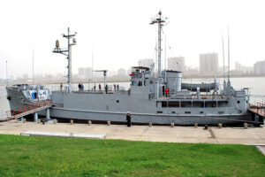 The USS Pueblo