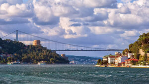 Where West Meets West: Cruising the Bosporus
