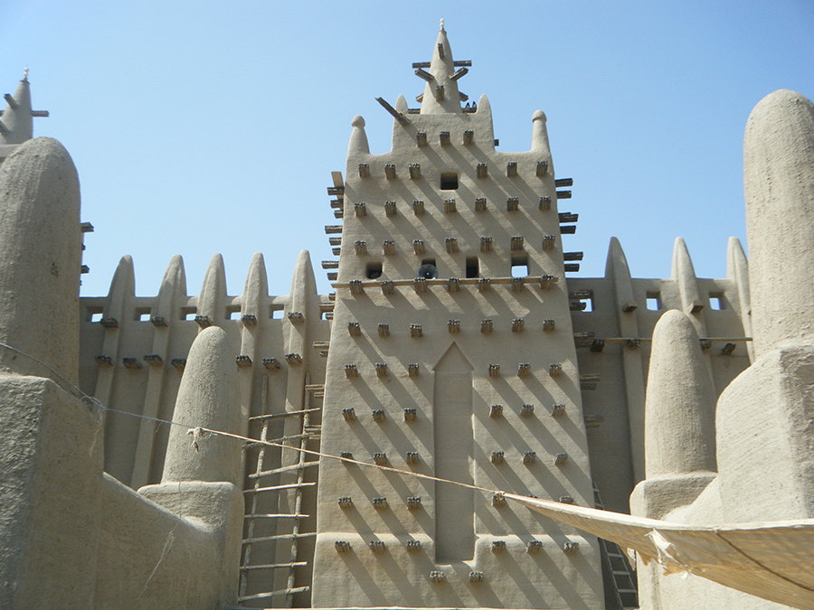 Djenné: A city of mud