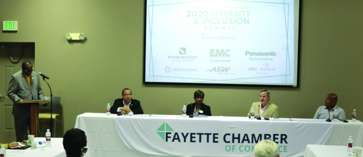 Chamber hosts Diversity & Inclusion Summit