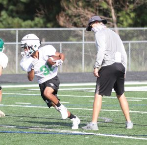 McIntosh prepares for football season amid pandemic