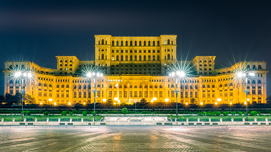 A Communist's Palace: The world's second largest building